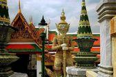 タイ: バンコク ワット ・ プラケオ王宮で — ストック写真