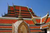 Bangkok, Thailand: 1782 Wat Saket — Stock Photo