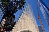 NYC: PATH Transportation Hub — Stock Photo