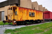 Strasburg, PA: Railroad Museum of Pennsylvania — Stock Photo