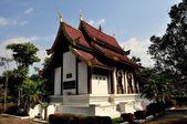 Chiang Mai, Thailand: Wat Ched Yod Ubosot — Stock Photo