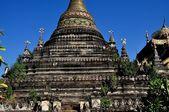 Chiang Mai, Thailand:  Wat Chetawan Chedi — Stock Photo