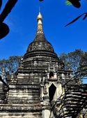 Chiang Mai, Thailand: Wat Pa Pao Chedi — Stock Photo