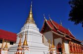 Chiang Mai, Thailand: Wat Dokeung — Stock Photo