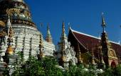 Chiang Mai, Thailnad: Wat Saen Feng — Stock Photo