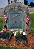 Rindge, NH:  World War I Memorial — Stock Photo