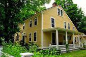 Hancock, NH: Colonial Home — Stock Photo