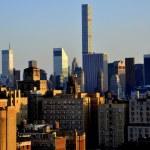New York City: Midtown Manhattan Skyline — Stock Photo #83144930