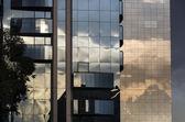 Skyscraper in Sao Paulo — Stock Photo