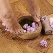 Foot Spa — Stock Photo #54188331