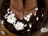 Foot Spa — Stock Photo