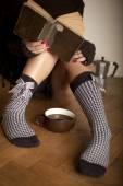 Coffee Dreams — Stok fotoğraf