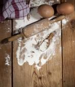 薯粉 — 图库照片