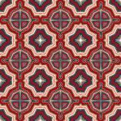 Decorative oriental background — Stock Vector