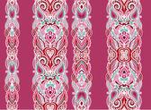 Decorative border pattern — Stock Vector