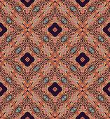 Seamless oriental pattern — Stock Vector