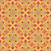 Pattern in medieval style — Wektor stockowy