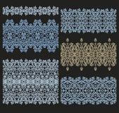 Decorative border patterns — Stock Vector