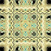 Geometric pattern — Stock Vector