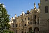 Замок Леднице — Стоковое фото