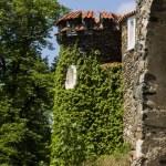 Zleby castle, Czech Republic — Stock Photo #76522461