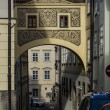 Old downtown of Prague — Stock Photo #76521949