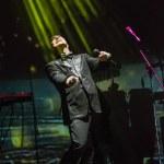 ������, ������: DONETSK UKRAINE Nov 30: Sergey Penkin Russian pop singer at a concert in DM Yunost on November 30 2013 in Donetsk Ukraine