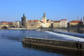 View on Prague Old Town, Czech Republic — Stock Photo