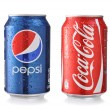 ������, ������: Coca Cola and Pepsi Cans