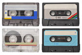 Cassette tapes — Stock Photo