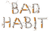 Bad Habit — Stock Photo