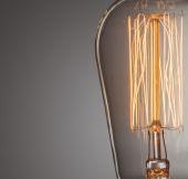 światło świetlówka — Zdjęcie stockowe