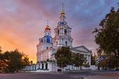 Ciudad de Kursk en Rusia — Foto de Stock
