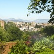 Park Alhambra, Granada, Spain — Stock Photo #57312093