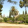 Park Alhambra, Granada, Spain — Stock Photo #57312103