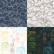 Home background set — Stock Vector #57505173