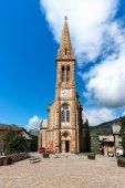Church of Villar d'Arene (France) — Stock Photo