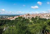 City of Thiers, department of Puy-de-Dome (France) — Stock Photo