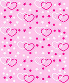 Valentine's day seamless, pattern. — Stock Vector