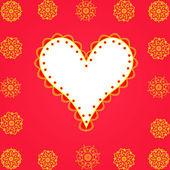 Valentijnskaart — Stockvector