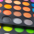 Palette of colorful eye shadow — Stock Photo #59299985