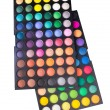 Palette of colorful eye shadow — Stock Photo #59300123