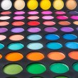 Palette of colorful eye shadow — Stock Photo #59300179