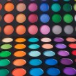 Palette of colorful eye shadow — Stock Photo #59320909