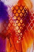 Bright watercolor background — Stock Photo
