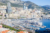 Scenic view from Monaco Village — Stock Photo