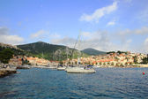 Hvar Port — Stock Photo