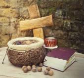 Christian Still Decoration — Stock Photo