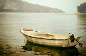 Harbouring Boat — Stock Photo
