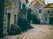 Old Stone Fisherman House — Stock Photo
